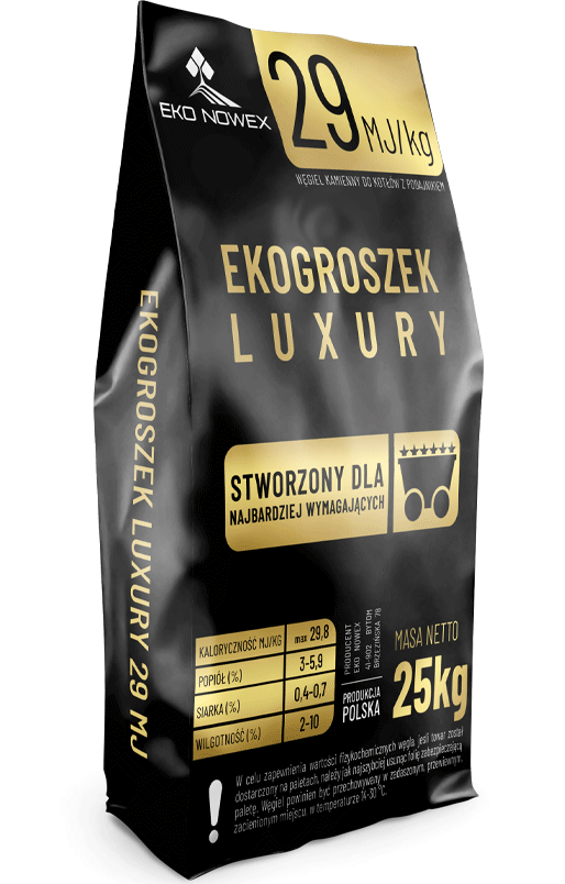 ekogroszek luxury