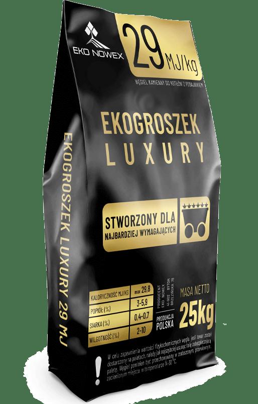 ekogroszek luxury